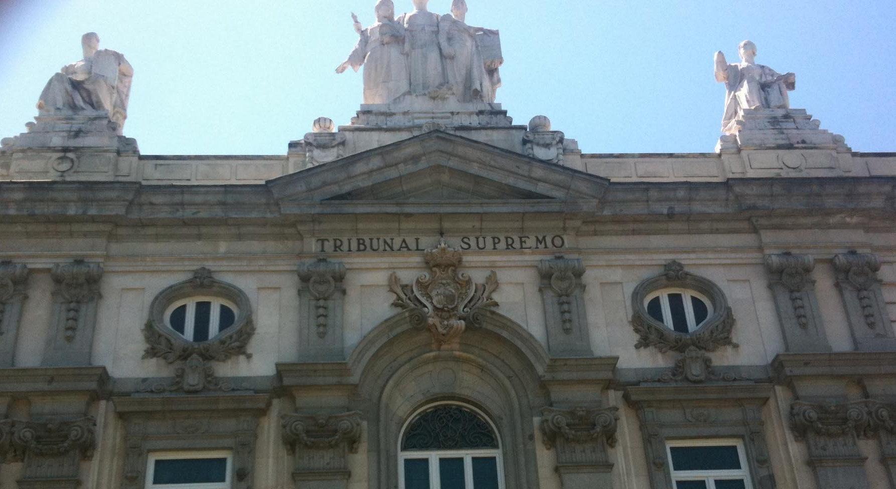 El tribunal supremo no revisar las sentencias firmes for Clausula suelo tribunal supremo hoy