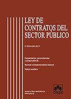 Texto Refundido de la Ley de Contratos del Sector Público comentada