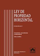 Ley de Propiedad Horizontal Comentada