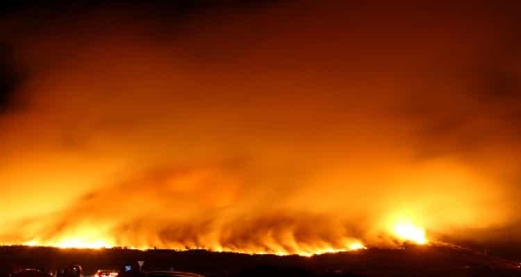 ayudas incendios Galicia