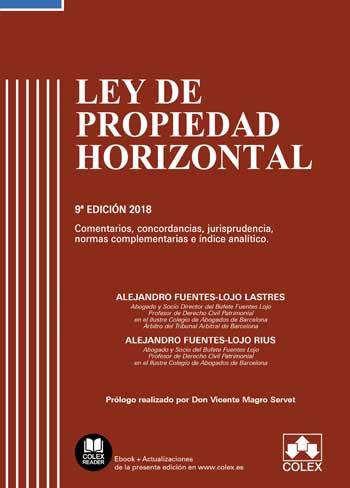 Ley de Propiedad Horizontal Comentada (9ª edición)