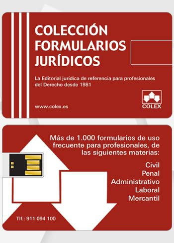 Usb Formularios Jurídicos