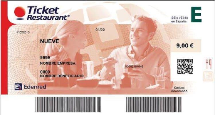 ticket restaurante