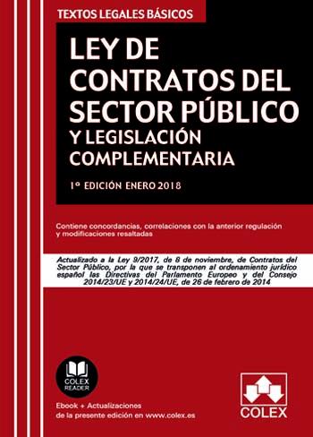 Ley de Contratos del Sector Público - Ley 9/2017