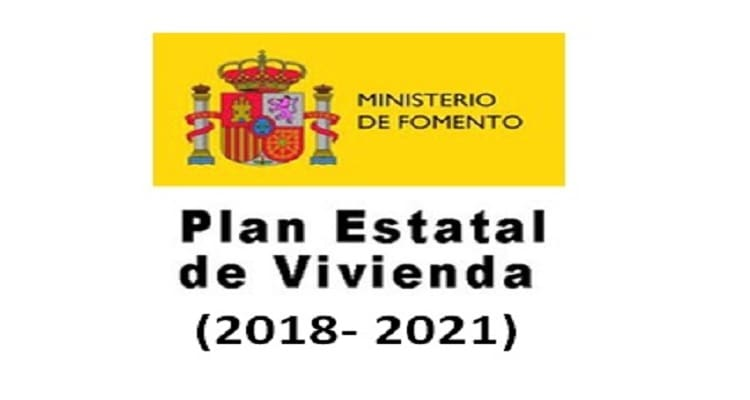 logotipo Plan Estatal de Vivienda 2018-2021