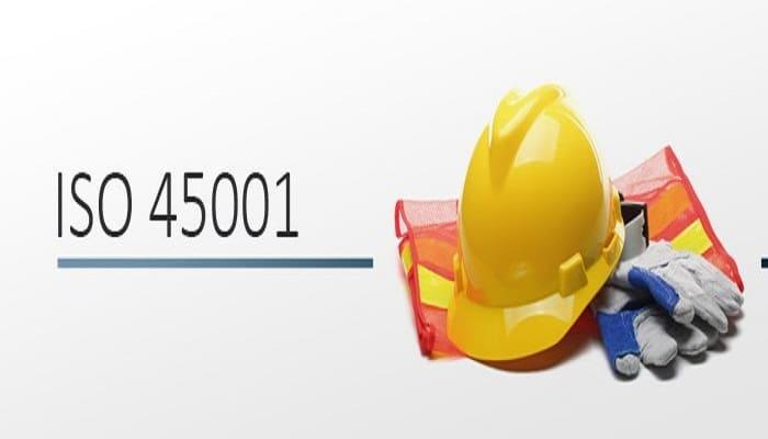 ISO 45001 casco