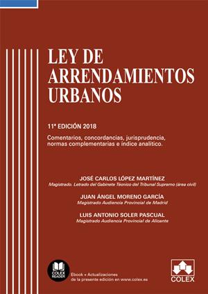 Ley de Arrendamientos Urbanos - Comentado