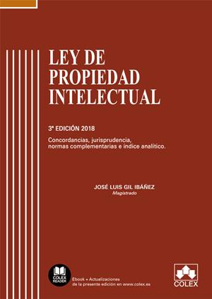 Ley de Propiedad Intelectual - Código comentado