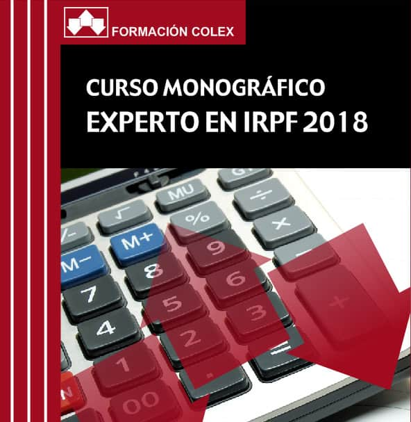 Curso - Asesor Experto IRPF 2018