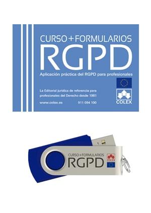 USB Curso RGPD + Formularios