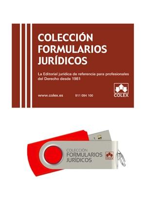 Usb Formularios Jurídicos 2018