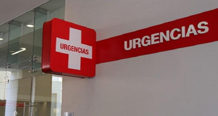 cartel urgencias