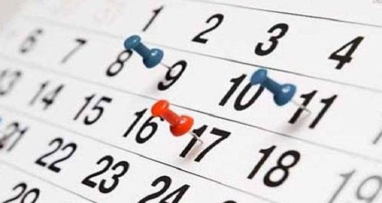 Calendario Laboral Cataluna 2019.Cataluna Publicado El Calendario Oficial De Fiestas Laborales Para