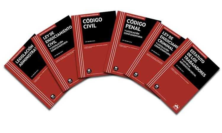 Pack códigos básicos Colex 2018
