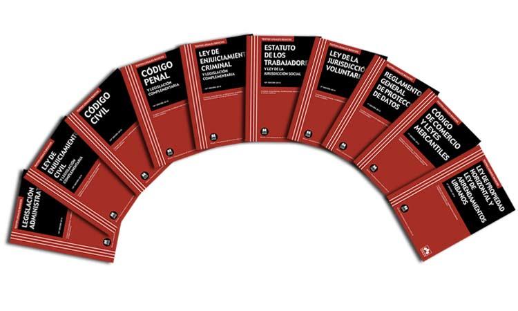 Pack 10 códigos indispensables Colex 2018