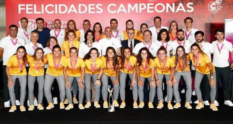seleccion española sub-19 futbol femenino