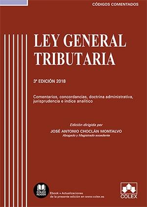 Ley General Tributaria - Comentado