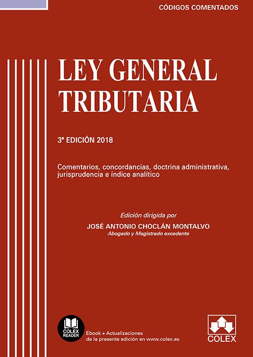 Ley General Tributaria. Comentado