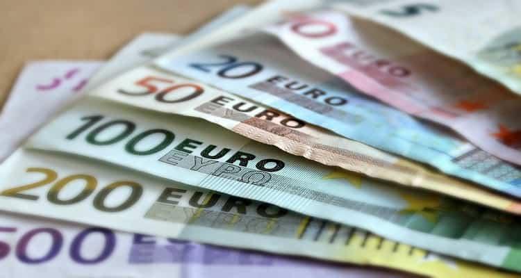 billetes euros