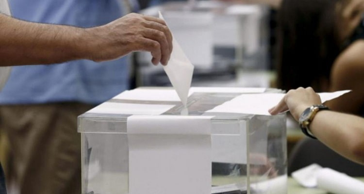 discapacitado votando