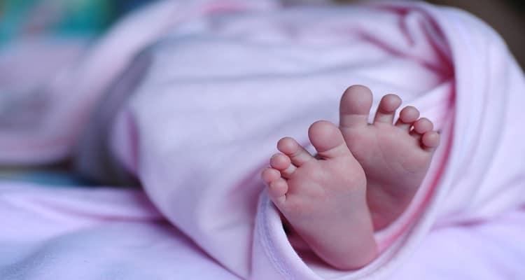 pies bebés