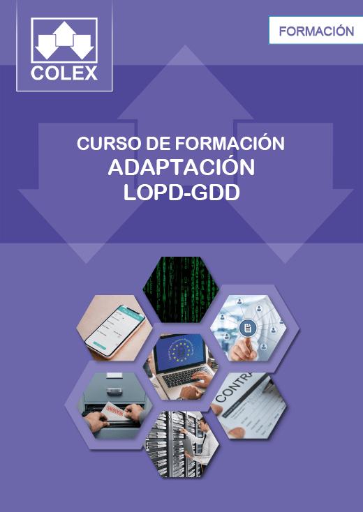 Curso online adaptación a la LOPDGDD para Pymes con formularios