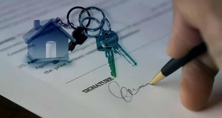 casa y firma