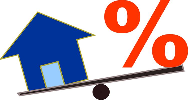 casa y porcentaje