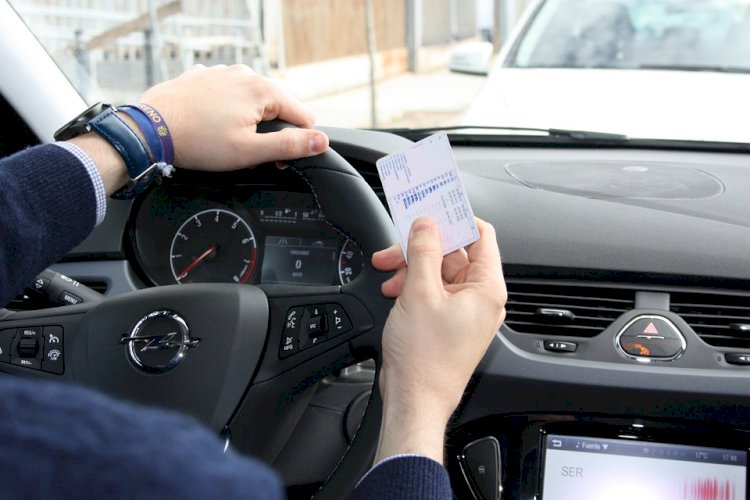 permiso conducción