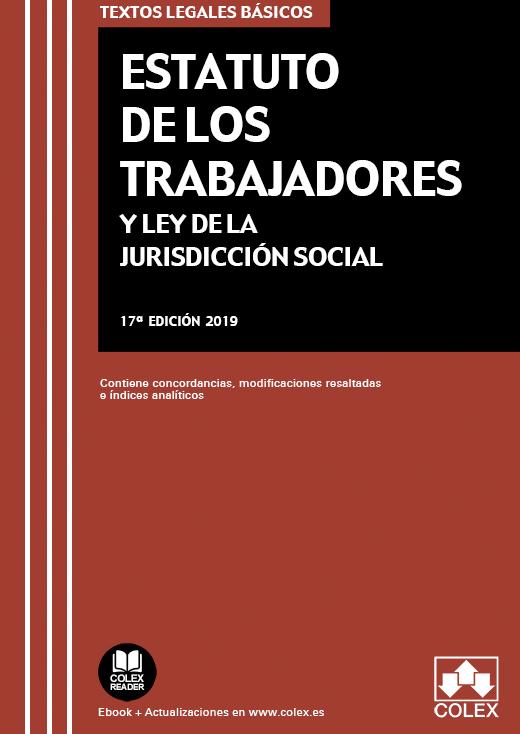 Estatuto de los Trabajadores y Ley de la Jurisdicción Social