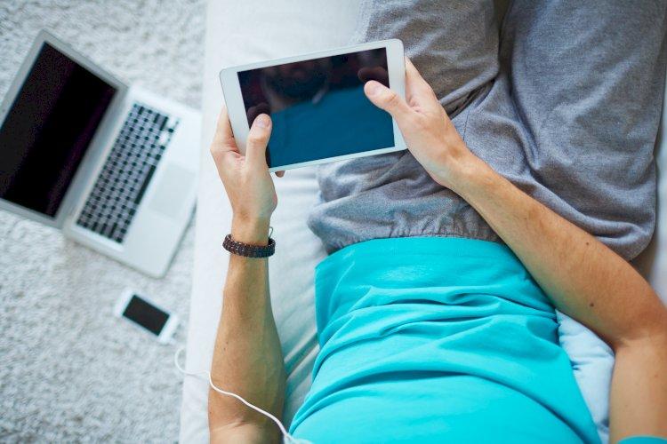 tramitación electrónica tablet