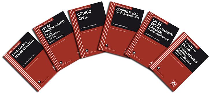 Pack códigos básicos Colex 2019