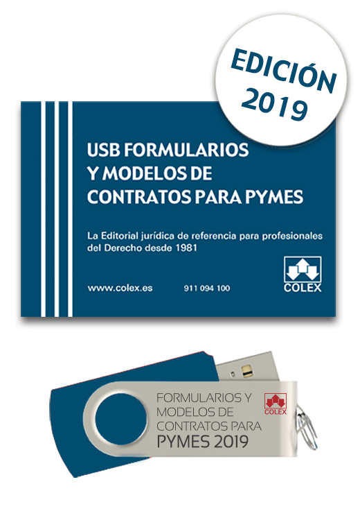 USB. Formularios y Modelos de contratos para PYMES