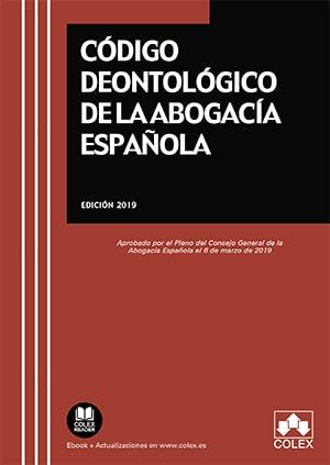 Código deontológico de la Abogacía Española