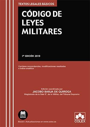Código de leyes militares