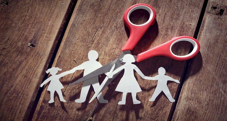 familia divorcio