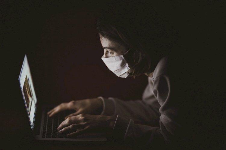 teletrabajador gripe