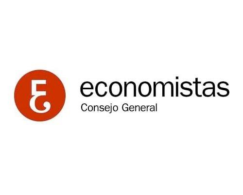 Logo consejo general economistas