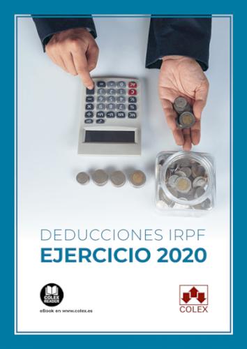 Deducciones IRPF. Ejercicio 2020