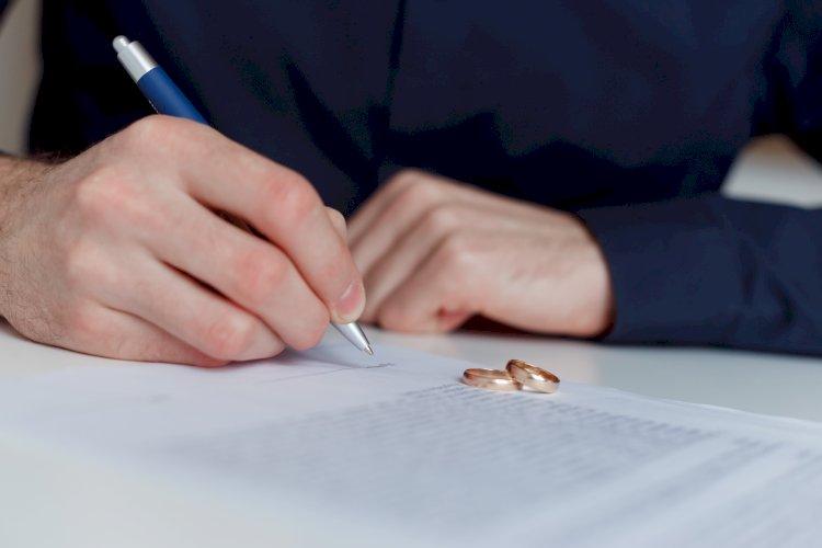 divorcio marido firma convenio