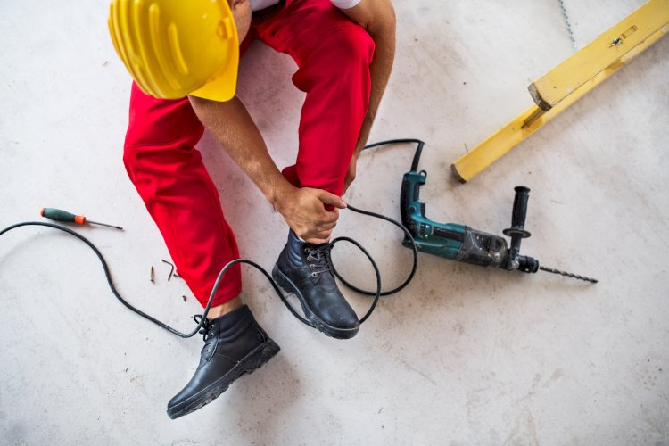 accidente trabajador trabajo dolor