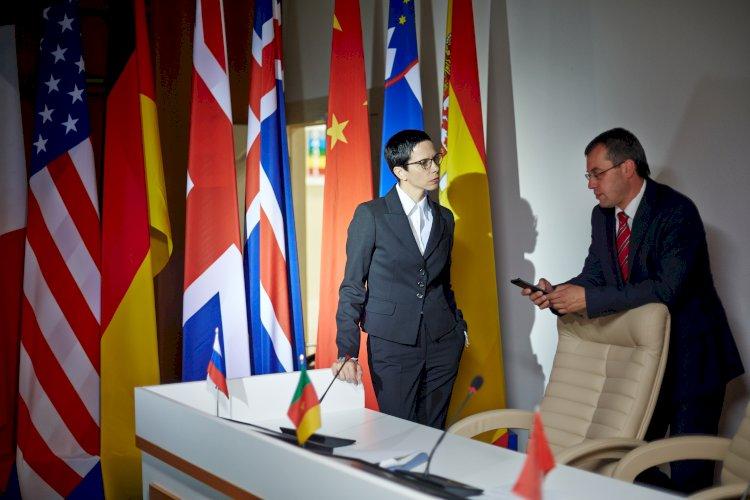 debate político banderas europa