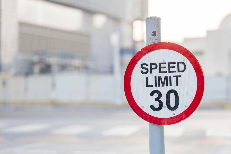 límite velocidad