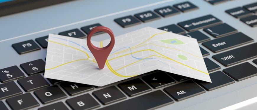 localización mapa gps