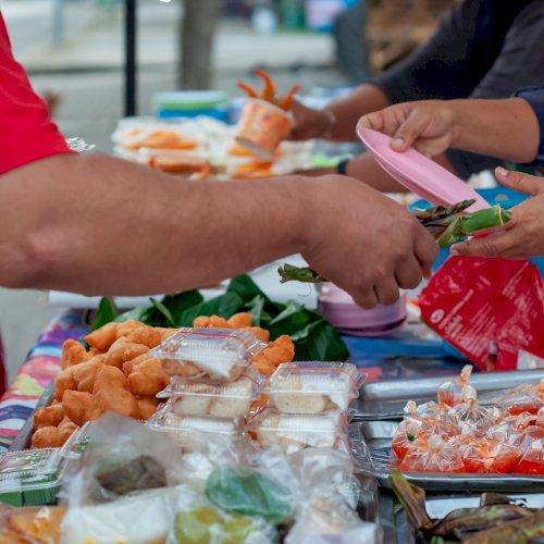 mercado venta ambulante