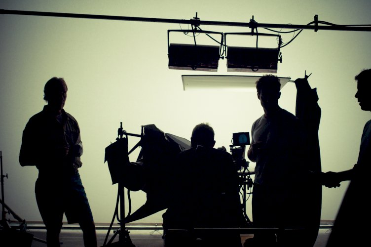 rodaje set película