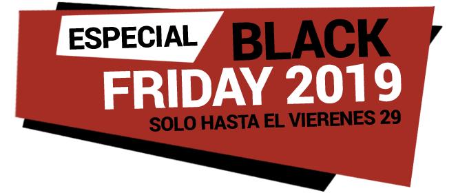 Black Friday 2019, hasta el viernes 29
