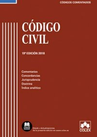 Código Civil - Código comentado (Edición 2018)