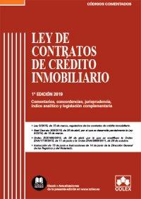 Ley de contratos de crédito inmobiliario - Código comentado