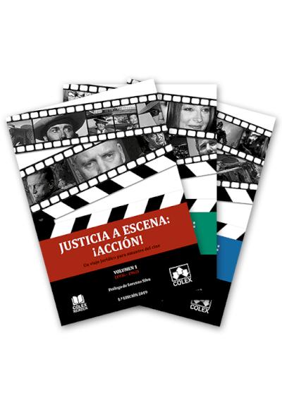 Trilogía. Justicia a escena: ¡acción!